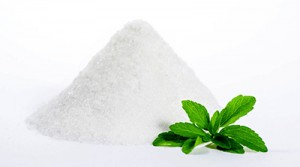 stevia leaf and powder